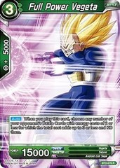 Full Power Vegeta - BT2-076 - R