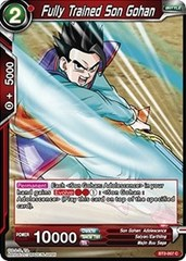 Fully Trained Son Gohan - BT2-007 - C