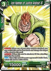 Iron Hammer of Justice Android 16 - BT2-094 - C