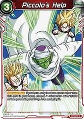 Piccolo's Help - BT2-032 - C