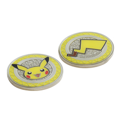Pokemon - Premium Trainer's XY Collection Metal Pikachu Coin