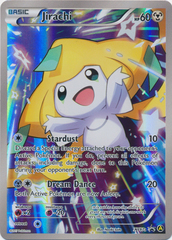 Jirachi (Alt Art) - XY67a - Premium Trainer's XY Collection