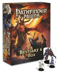 Pathfinder Pawns - Bestiary 6 Box