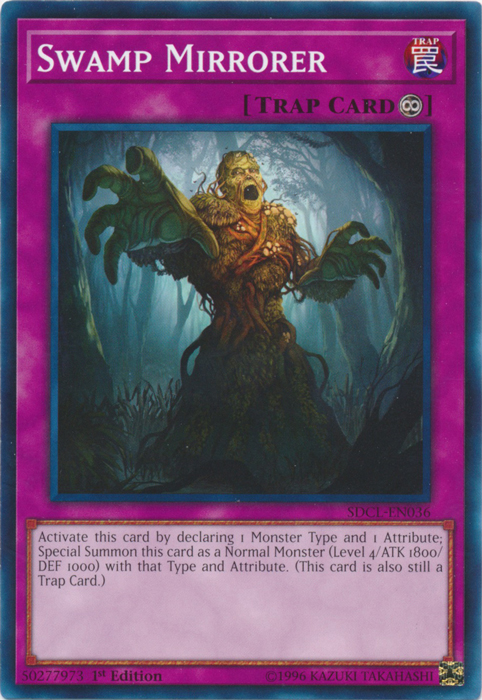 Swamp Mirrorer - SDCL-EN036 - Common - 1st Edition