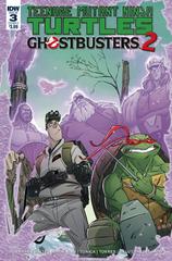 Tmnt Ghostbusters II#3 Cvr A Schoening