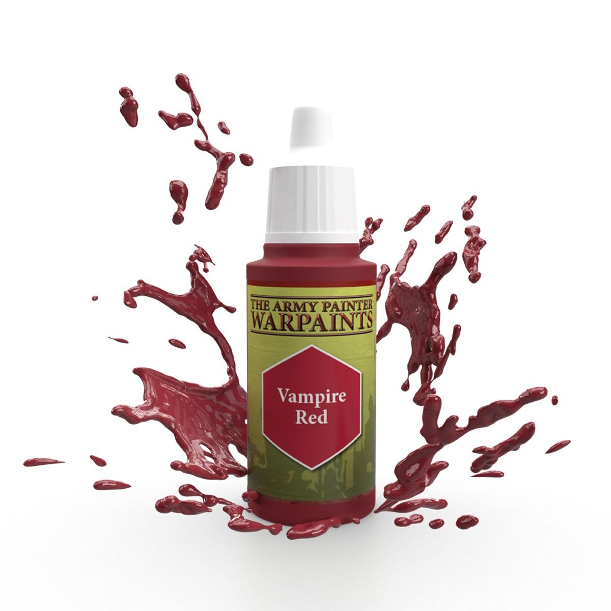 Warpaints: Vampire Red 18ml