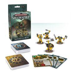 Shadespire: Ironskull's Boyz