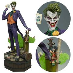 Dc Super Powers Collection: The Joker Maquette