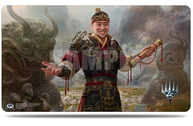 Ultra Pro Magic The Gathering: Masters 25 Imperial Recruiter Playmat (UP86745)