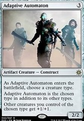 Adaptive Automaton on Channel Fireball