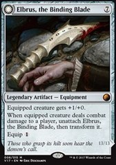Elbrus, the Binding Blade // Withengar Unbound - Foil on Channel Fireball