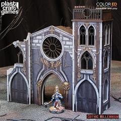 Gothic Millennium Portico Of Penance