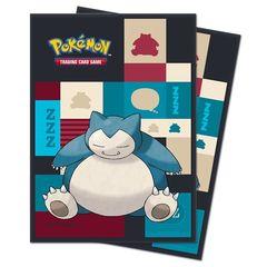 Ultra Pro Deck Protector: Pokemon - Snorlax