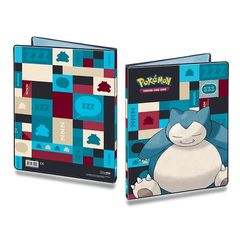 Ultra Pro 9 Pocket Portfolio: Pokemon - Snorlax