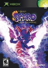 Legend of Spyro A New Beginning