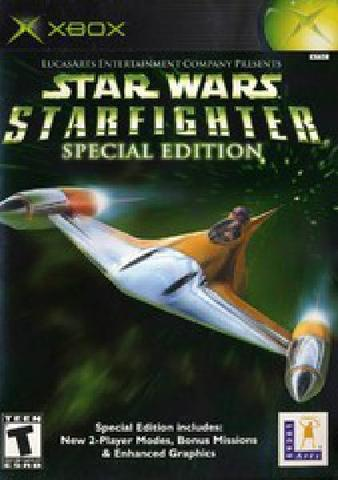 Star Wars Starfighter Special Edition