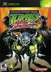 Teenage Mutant Ninja Turtles 3 Mutant Nightmare