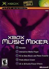Xbox Music Mixer