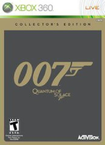 007 Quantum of Solace Collectors Edition