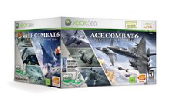 Ace Combat 6 Fires of Liberation [Flightstick Bundle]