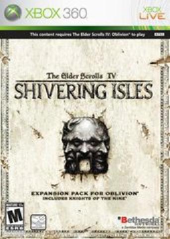 Elder Scrolls IV Shivering Isles
