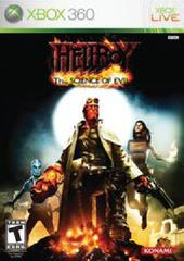 Hellboy Science of Evil