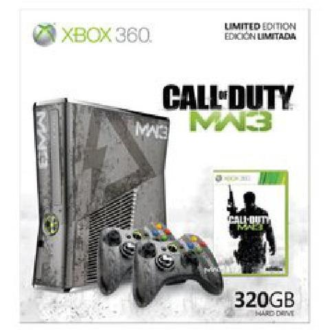 Microsoft Xbox 360 Console LE - Call of Duty: Modern Warfare 3