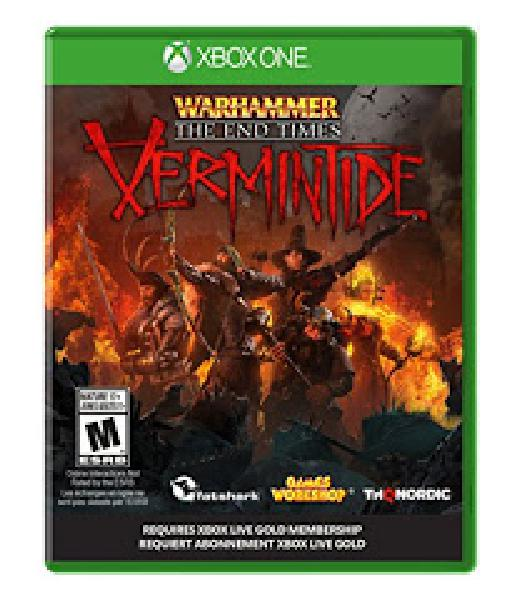 Warhammer The End Times Vermintide - Video Games » Microsoft