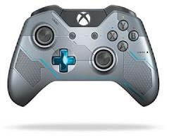 Xbox One Halo 5 Silver Wireless Controller