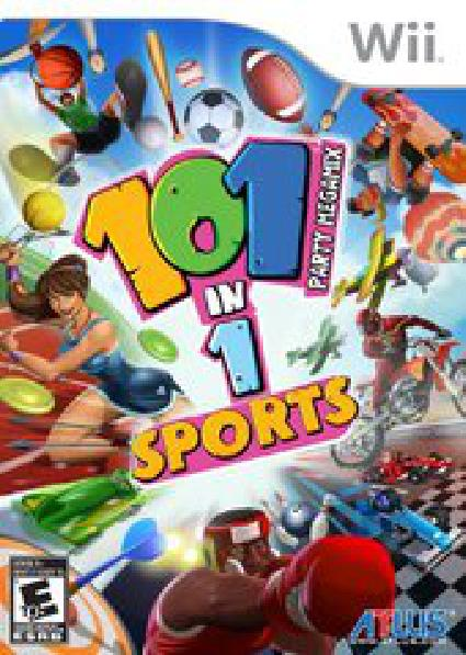 101-in-1 Sports Party Megamix