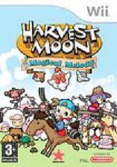 Harvest Moon Magical Melody