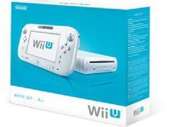 Nintendo Wii U Console 8GB - White