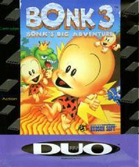 Bonk 3 Bonk's Big Adventure