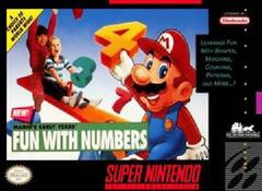 Mario's Early Years Fun With Numbers