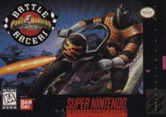 Power Rangers Zeo Battle Racers
