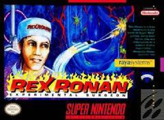 Rex Ronan Experimental Surgeon