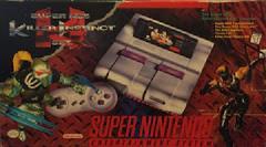 Super Nintendo Killer Instinct System