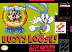 Tiny Toon Adventures Buster Busts Loose