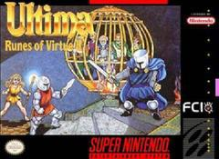 Ultima Runes of Virtue II