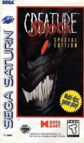 Creature Shock Special Edition