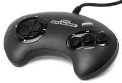 Sega Genesis 3 Button Controller