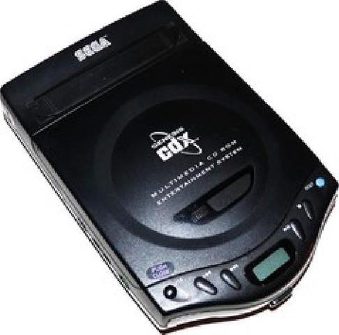 Sega Genesis CDx Console