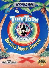 Tiny Toon Adventures Busters Hidden Treasure