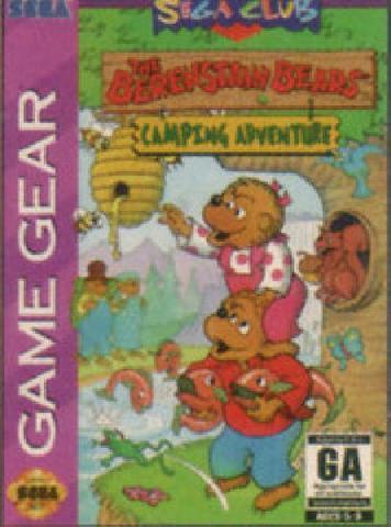 Berenstain Bears Camping Adventures