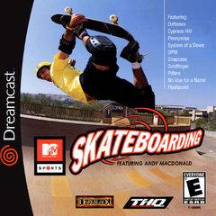 MTV Sports Skateboarding Featuring Andy MacDonald