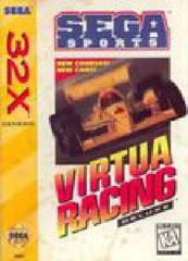 Virtua Racing Deluxe Sega