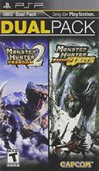 Monster Hunter Freedom 2 and Freedom Unite Dual Pack