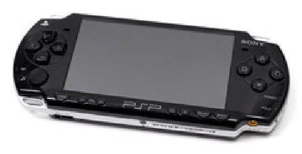 Sony PlayStation Portable PSP 2000 - Black