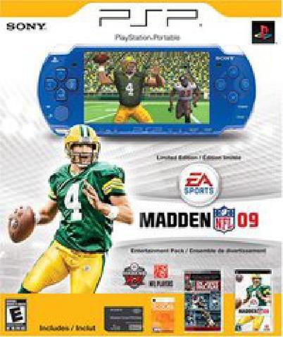 Sony PlayStation Portable PSP 2000 LE - Madden 2009
