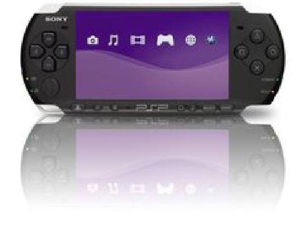 Sony PlayStation Portable PSP 3000